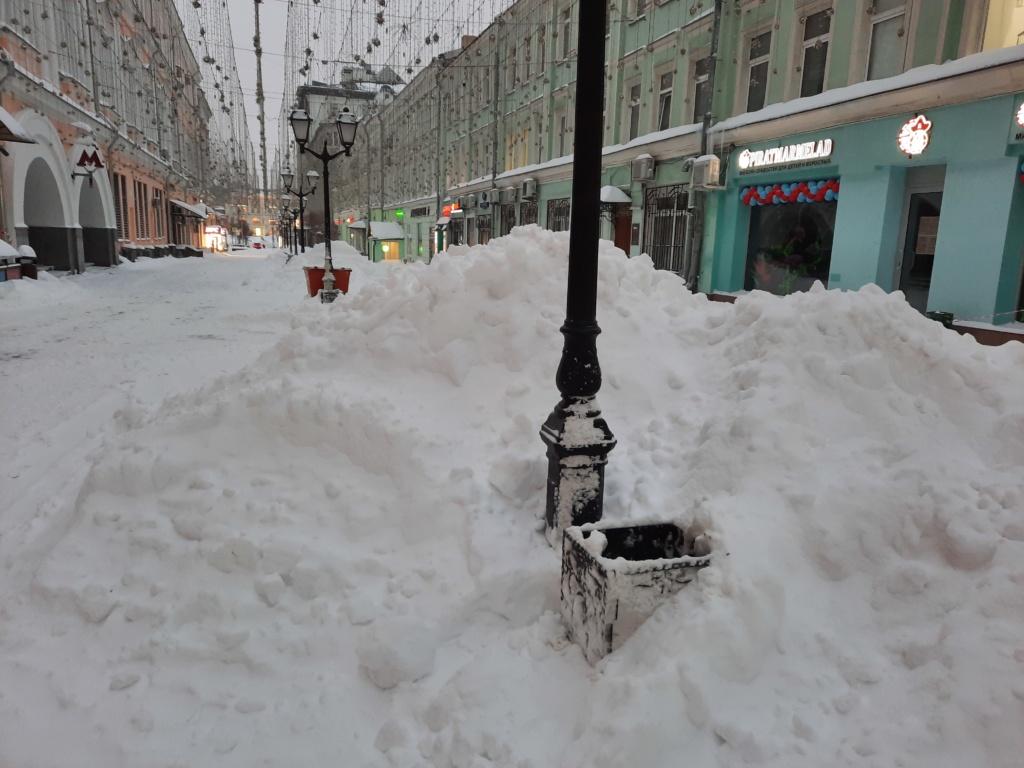 Мы погружаемся в суровую лапландскую реальность или добро пожаловать сегодня на прогулку