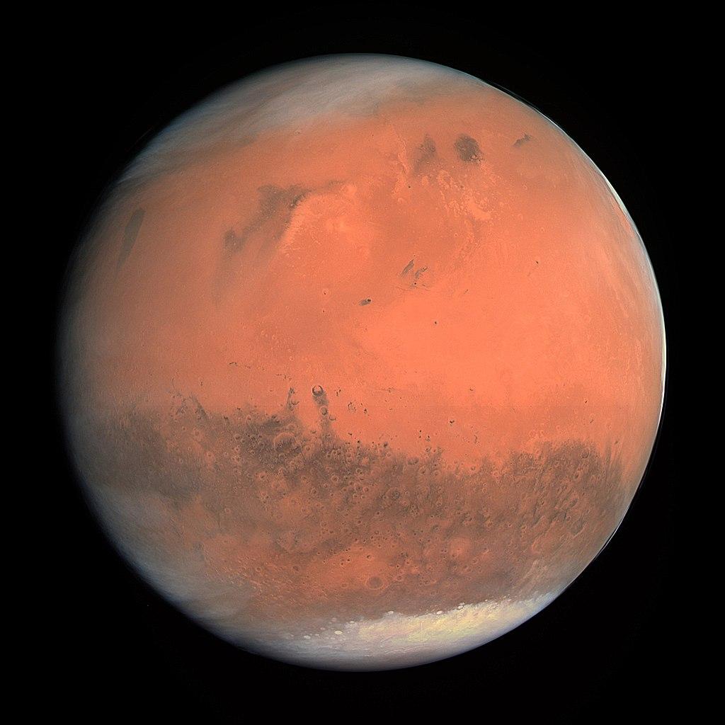 Убедительной причины колонизировать Марс никто так и не назвал