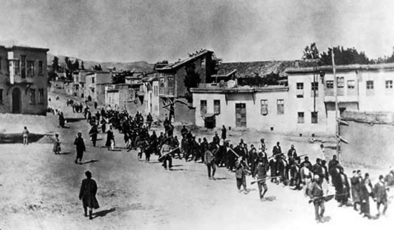 Признает ли Байден геноцид армян в Османской империи?