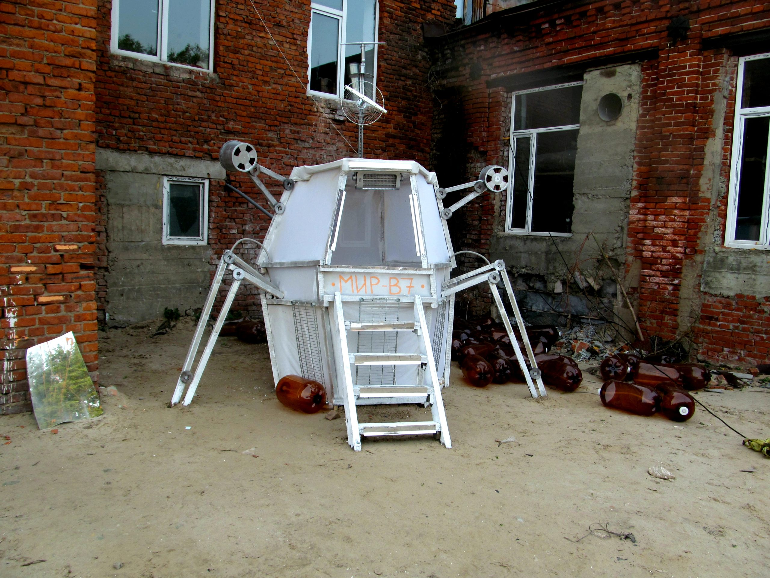 Россия выбивается в космические лидеры анонсируя создание собственной орбитальной станции?