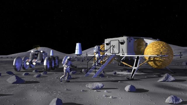 Это было ожидаемо: объединение усилий России и Китая в деле создания полноценной лунной станции