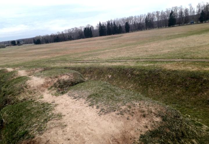 Бородинское поле. Взгляд современника