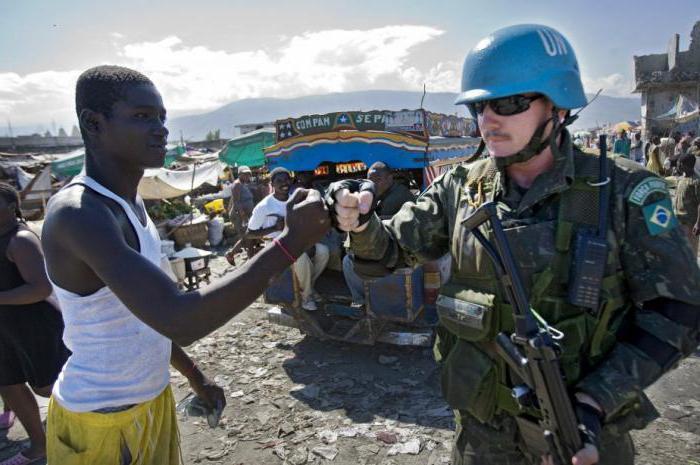 Китай призывает ООН поддержать африканские миротворческие усилия