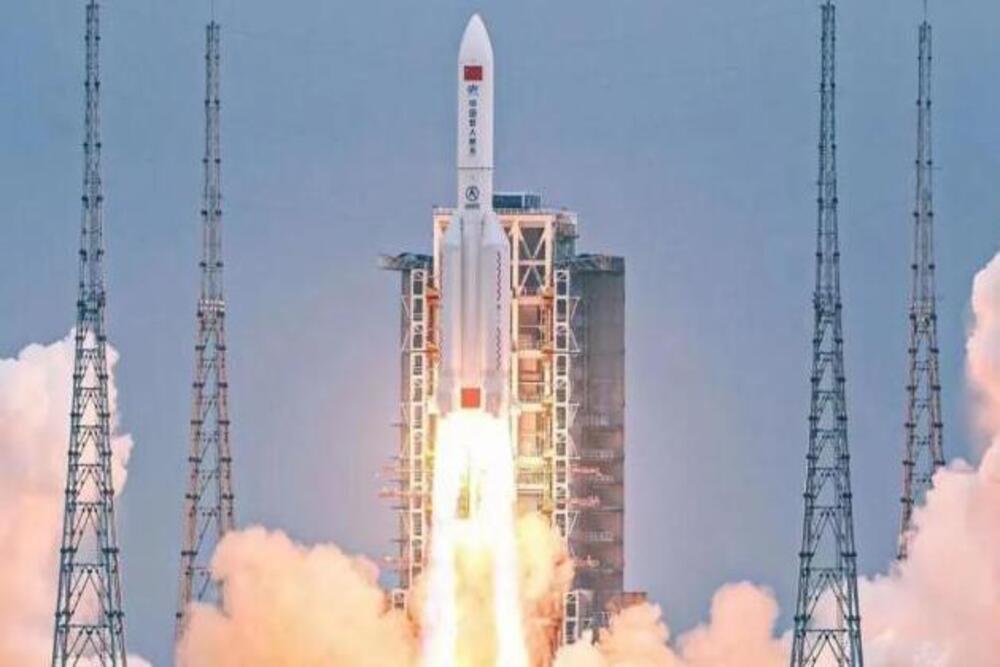 Запуск модуля «Тяньхэ» - это достойный ответ Китая на санкции Запада