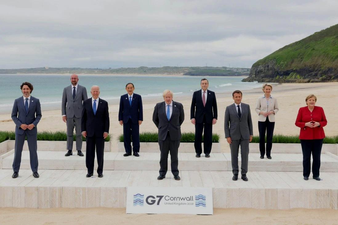 """""""Большая семёрка"""" будет давить на Китай, но будет ли толк от этого?"""