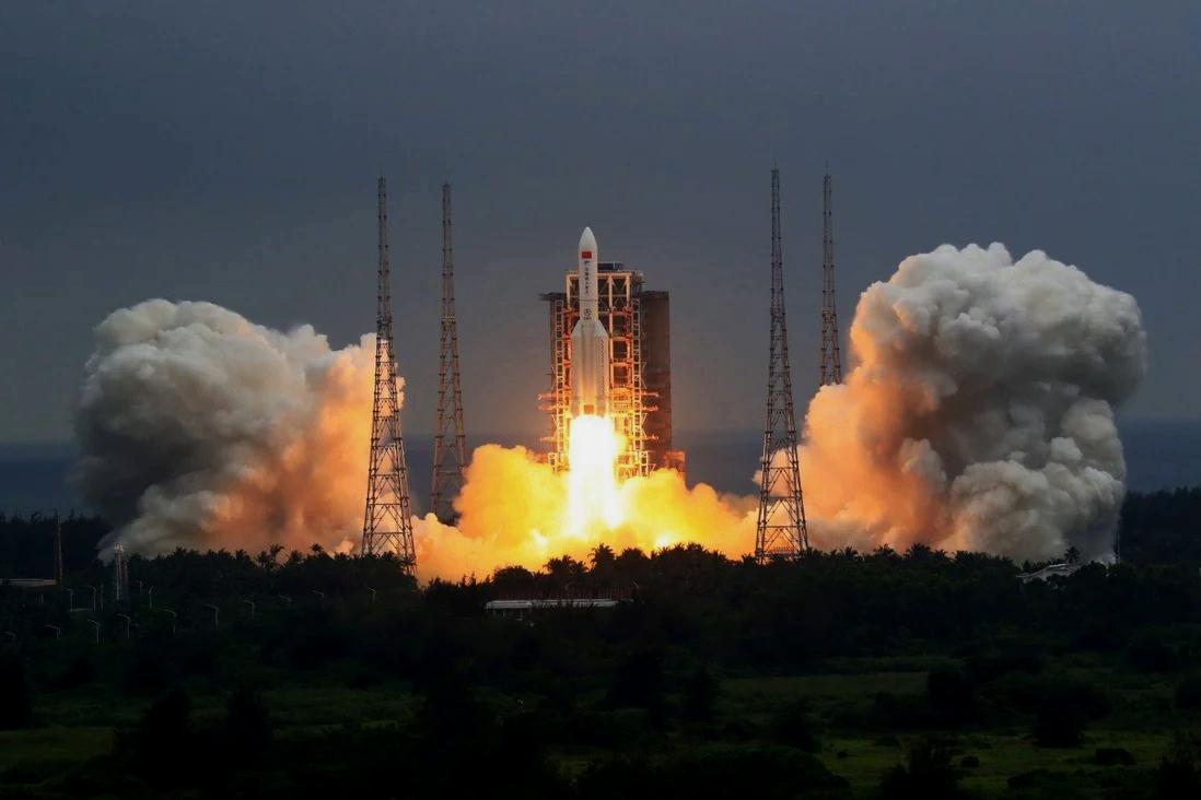 Как космическая станция Китая  может помочь космонавтам достигнуть Марса быстрее
