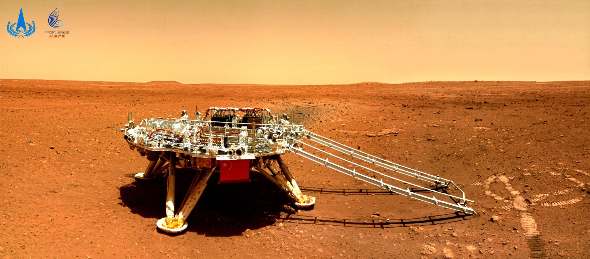 Китай пошёл своим путём. Своё ПО, которое позволило достичь грандиозных успехов и Марса с Луной
