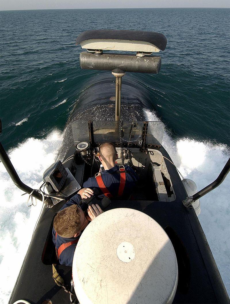 Утечка морских технологий из США в Китай или технологический шпионаж